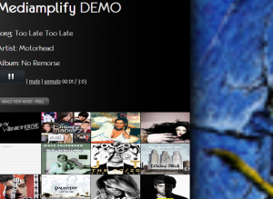 mediamplifyDemo